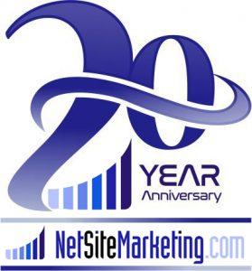 NSM 20 Year Anniversary Logo